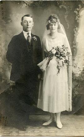 Mr. and Mrs. Peter Klassen