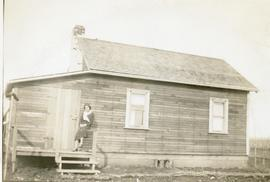 Peter and Mary's first house in 1933