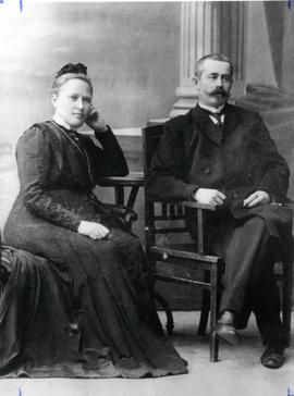 Mr. and Mrs. Peter Schulz