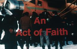 An act of faith