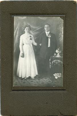 Mr. and Mrs. Abram Braun