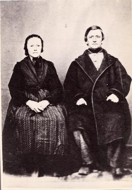 Franz Rempel and Judith Andres