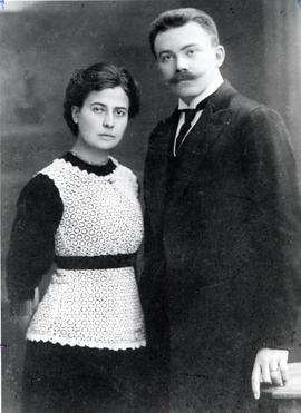 Andreas and Helene (Schroeder) Wallman