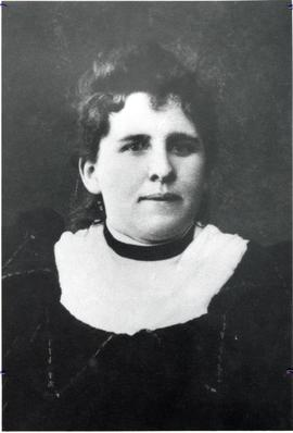 Mrs. Peter Rempel (born Grunau)