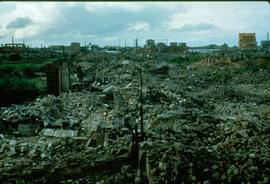 Ruins of Hamburg