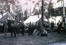 Conscientious objector camp