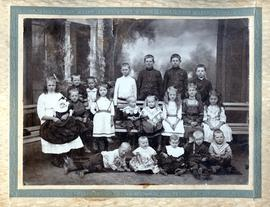 Jacob & Katharina Epp's grandchildren and foster children