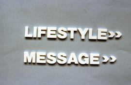 """Lifestyle message"""