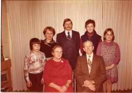 An unidentified family