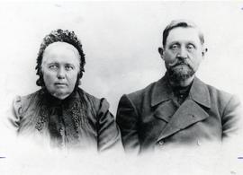 Mr. and Mrs. Franz Klassen