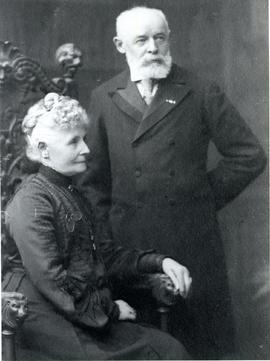 William Hespeler and sister Stephanie Warnock