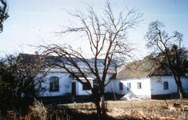 A Mennonite style home in Bergthal Colony