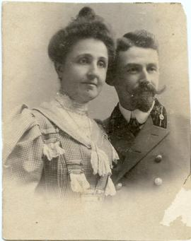 Alexander and Maria Friesen