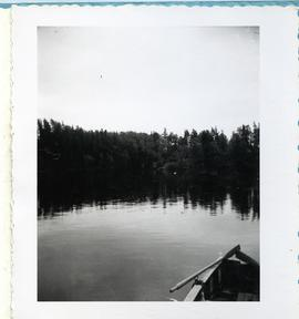 Canoeing on Rice Lake (Manitoba)