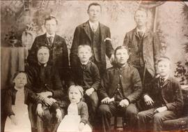 Henry Klippenstein family
