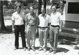 Heinz Ratzlaff, Herman Bontrager, Ernest Weichselberger and Carl Good