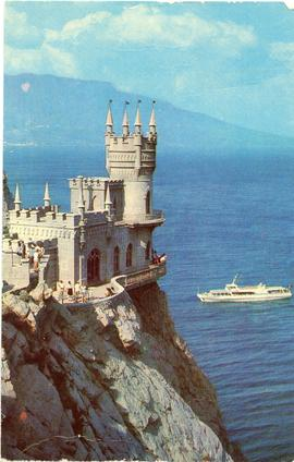 Swallow's Nest castle (Crimea)