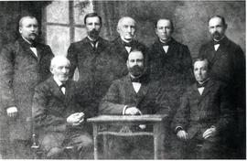 Ministers of the Ohrloffer congregation