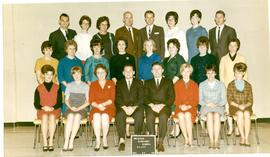 Princess Margaret School Staff 1965-1966