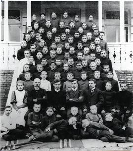 Students of the Alexanderkrone High School