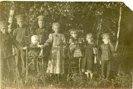 The children of Jakob and Elisabeth Wieler