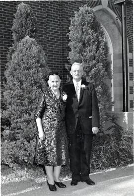 Peter and Berta Klassen