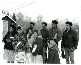 Group of Pauingassi residents