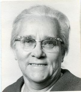 Mary Koop, January 18, 1973