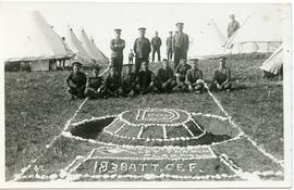 D Company, 183 Battalion, Canadian Expeditionary Forces