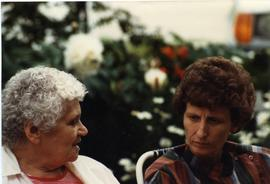 Trudie Unrau and Maria Guenther, Native Ministries