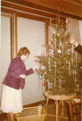 Christmas at Hüberts, 1980