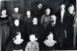 Nikolai Friesen family, including N. N. Friesen