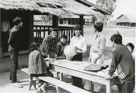 Student teachers in Laos