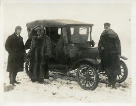 AMR workers travelling through Russia