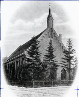 Mennonite church at Elbing-Ellerwald