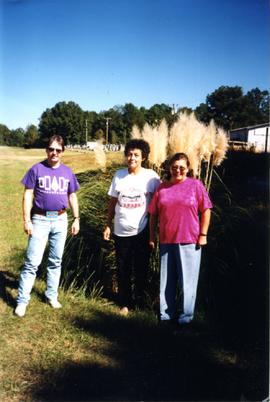 Terry, Liz, and Joyce, Mississippi