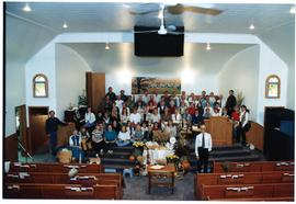 50th Anniversary Choir at Niverville Mennonite Church