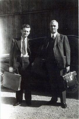 Cornelius F. Klassen and Siegfred Janzen