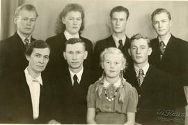 Kornelius and Elisabeth (Dick) Penner family