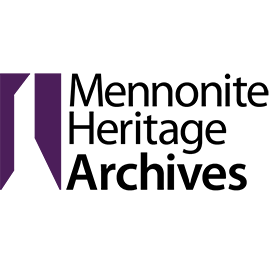 Go to Mennonite Heritage Archives
