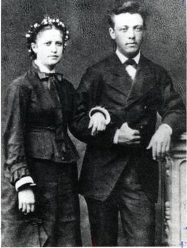 William and Maria (Riediger) Dyck