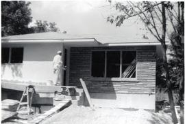 The building of the Koop's at 231 Edison Ave