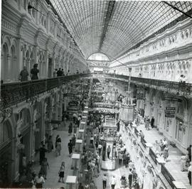 GUM department store, Moscow