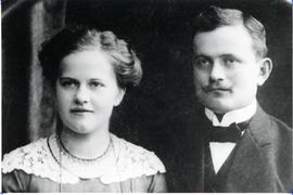 Erich and Helene (Andres) Friesen