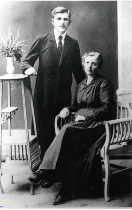 David and Lena (Dyck) Lammert