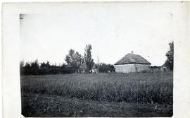 Unidentified building at a forestry camp