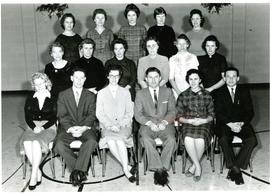 Princess Margaret School Staff 1960-1961