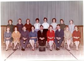 Princess Margaret School Staff 1961-1962