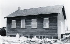 The first Mennonite Brethren church built in North Kildonan