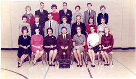 Princess Margaret School Staff 1963-1964